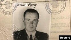 Jakiw Palij-in 1949-cu ilə aid fotosu