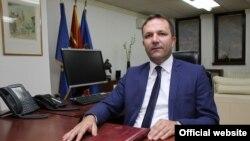 Oliver Spasovski, Ministër i Brendshëm i Maqedonisë