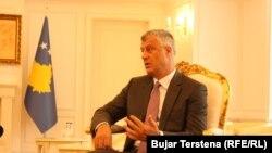 Hašim Tači, predsjednik Kosova