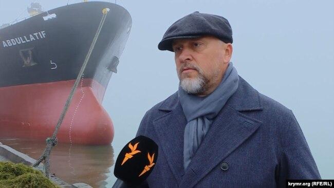 Денис Русин