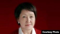 Нуржан Шайлдабекова, председатель ЦИК Кыргызстана.