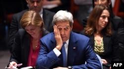 John Kerry në seancën e sotme të Këshillit të Sigurimit të Kombeve të Bashkuara
