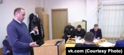 Игорь Лапик в суде