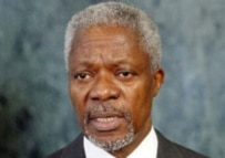 UN Secretary-General Kofi Annan (file photo)