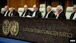 БУУнун эл аралык сотунун судьялары