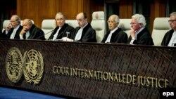 Международный суд ООН в Гааге, 3 февраля 2015 года. Иллюстрационное фото