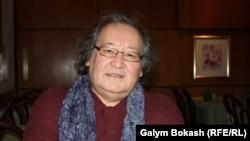 Болат Атабаев, театральный режиссер. Кёльн, 1 марта 2013 года.