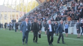 Оппозиция требует отставки президента Абхазии
