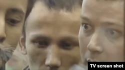 Граждане Узбекистана, осужденные летом 2016 года Московским окружным военным судом по обвинению в экстремизме.