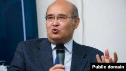 Казахстанский оппозиционер Муратбек Кетебаев. Фото из социальной сети Facebook.