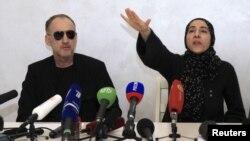 Батьки братів Царнаєвих – Анзор і Зубейдат, Махачкала, 25 квітня 2013