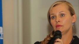 Диана Окремова, директор «Правового медиацентра».