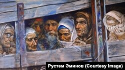 Рустем Эминов рәсеме