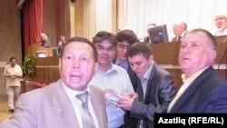 Хисап комиссиясе тавыш саный