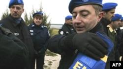 Pjesëtarë të EULEX-ut