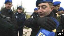 Policia e EULEX-it, foto nga arkivi