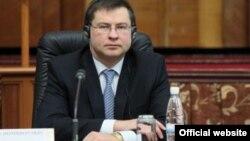 Валдис Домбровскис