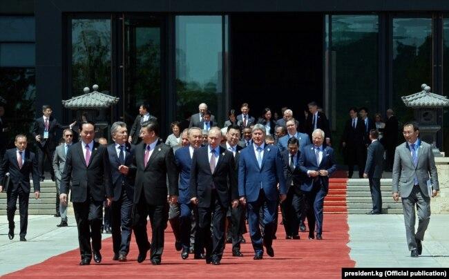 Лидеры 29 государств на форуме в Пекине 14-15 мая