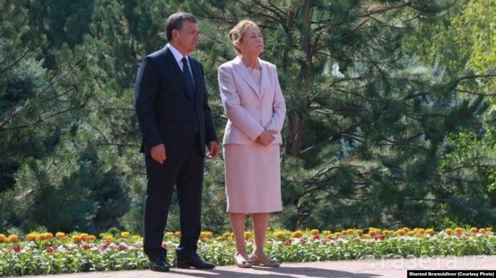 Under New Uzbek Leadership, Even Predecessor's Widow, Family Are In