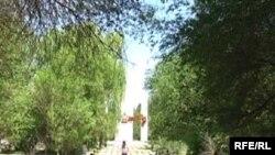 Свободные демонстрации в Талдыкоргане разрешены только в этом парке на окраине городе.