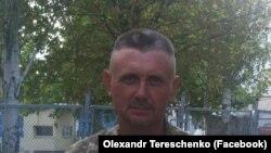 Захисник Донецького аеропорту Олександр Терещенко, 2014 рік