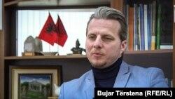 Kryetari i Preshevës, Shqiprim Arifi.