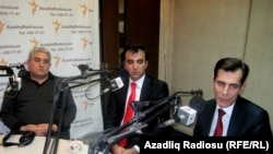 Hafiz Həsənov, Akif Qurbanov və Elxan Şükürlü