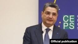 Հայաստանի վարչապետ Տիգրան Սարգսյանը Բրյուսելում, 04 հունիսի, 2012