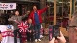 Kosova befason anglezët