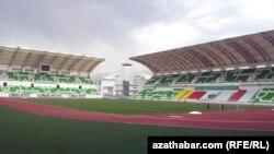 """""""Aşgabat"""" stadiony"""