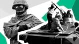 Участники российского военно-патриотического клуба подготовили показательный бой к мероприятиям на «День защитника отечества». Евпатория, 23 февраля 2019 года