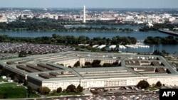 Здание Пентагона.