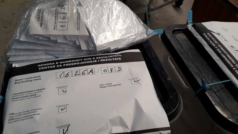 Дисквалификувани 86 кандидати за локалните избори на Косово
