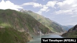 Краєвид у Північній Оcетії, ілюстраційне фото