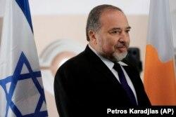 """Авигдор Либерман, бывший министр обороны Израиля и глава партии """"Наш дом – Израиль"""""""