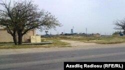 Bakı, Suraxanı rayonu, qaz idarəsinin işçisinin döyüldüyü ərazi