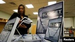 Копии проекта бюджета США-2016 уже в продаже