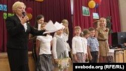 Перамагла ў конкурсах кляса «акцябратаў»