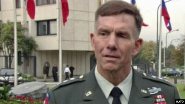 General Caldwell -- Still Standing