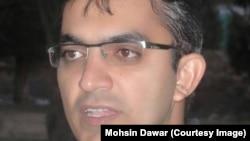 د پارلمان منتخب غړی محسن داوړ