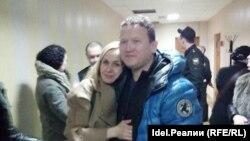 Депутат Евгений Андреев с женой Надеждой Андреевой