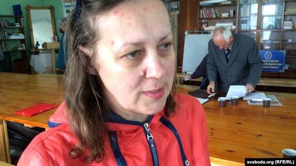 Тацяна Малашчанка