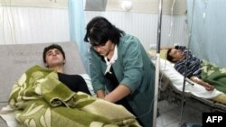 Число пострадавших в среду при «восстановлении движения» в центре Тбилиси исчисляется сотнями