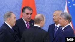 Central Asia leaders have traditionally looked to Russia, but China has emerged as the economic driver of the region.