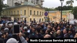 Мәскәүдәге митинг