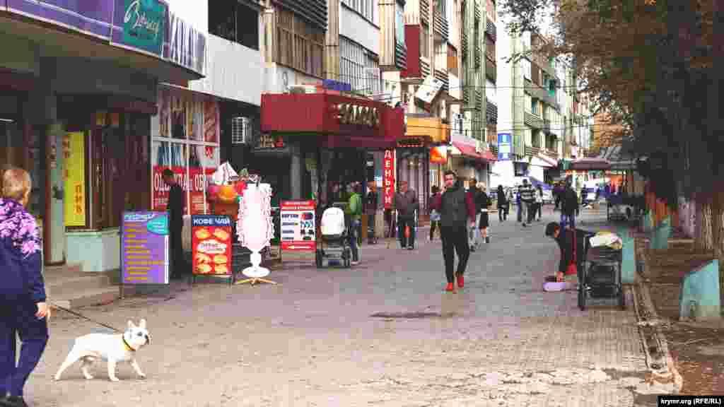 Торговая улица Сопина