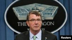 Sekretari amerikan i Mbrojtjes, Ash Carter.