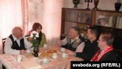 У гасьцях у Віктара Паўлавіча Статкевіча