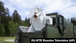 Rusiyanın lazer silahı, arxiv fotosu