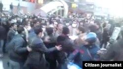 Протестите во Техеран